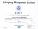 FEMA IS-800 Certificate thumb